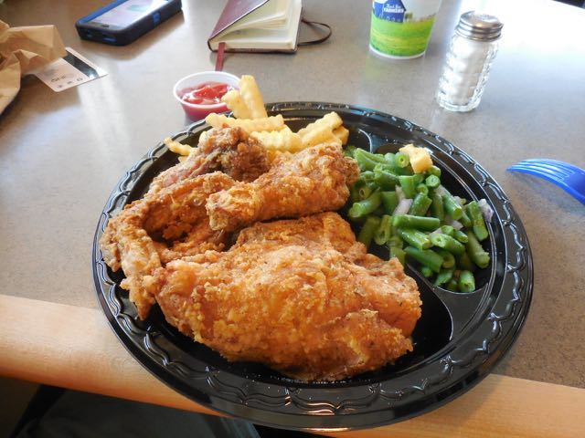 Culvers Chicken